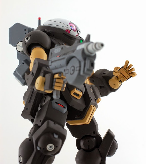 high grade bandai grimoire mobile suit