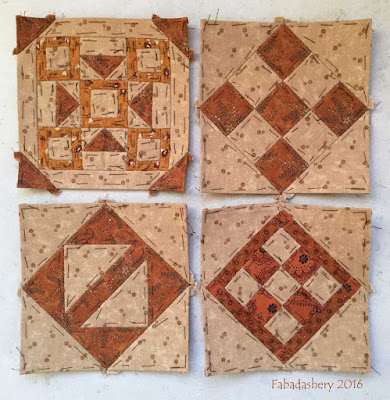 Dear Jane Quilt - Draw 15, I2, K9, K12, M4 blocks