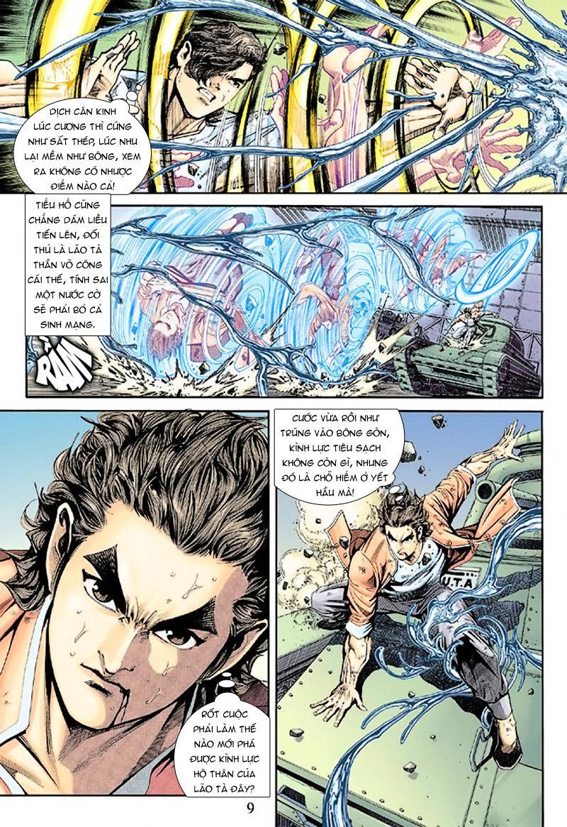 Tân Tác Long Hổ Môn chap 165 - Trang 9