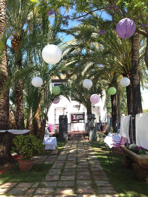 Jardin Les Dos LLunes Oliva
