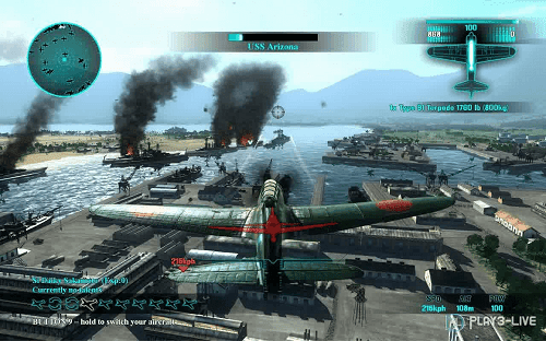 Game Air Conflicts Pacific Carriers 3