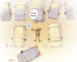Autos parking BD