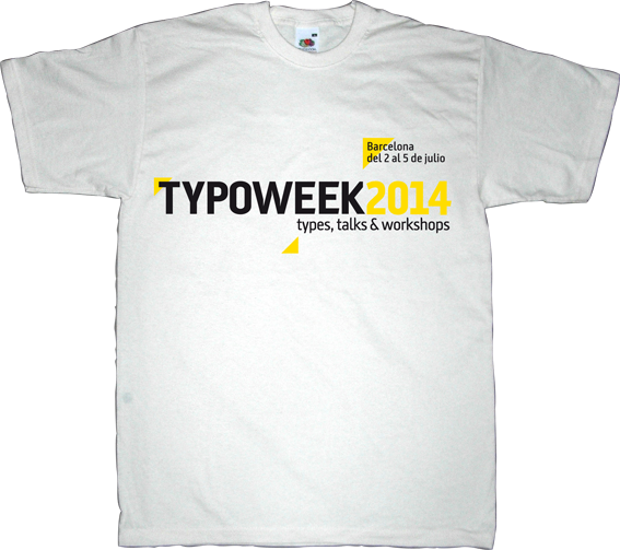 typeface typography typoweek Font bau autobombing t-shirt ephemeral-t-shirts