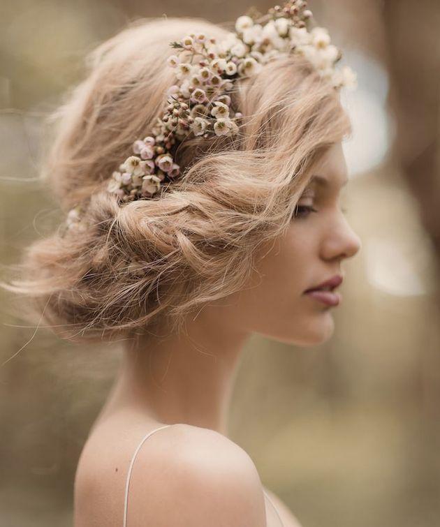 Peinados Con Tocados Para Bodas - Los peinados más favorecedores para llevar tocado Enfemenino