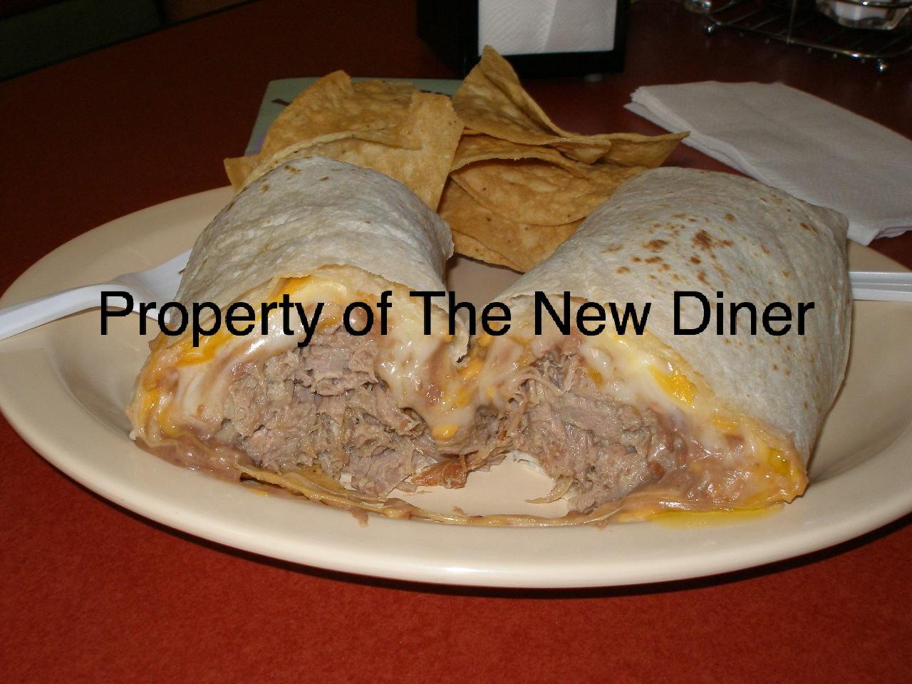 The New Diner: Los Sanchez