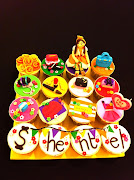 Shentel's 29th Shopaholic Cupcakes