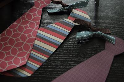 fathers-day-gift-ideas-fathers-day-tie-garland-diy-tutorial #thefoleyfamblog