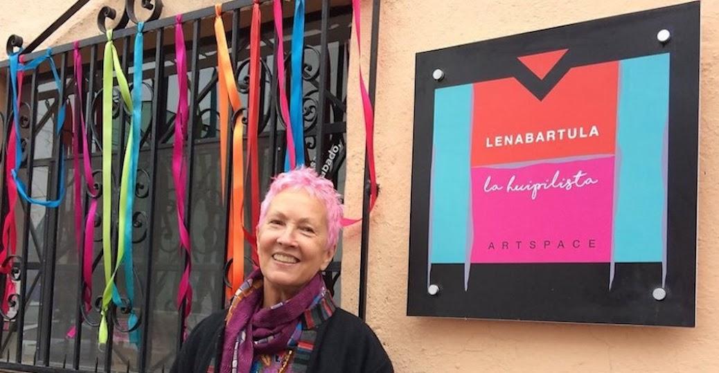 Lena Bartula: La Huipilista