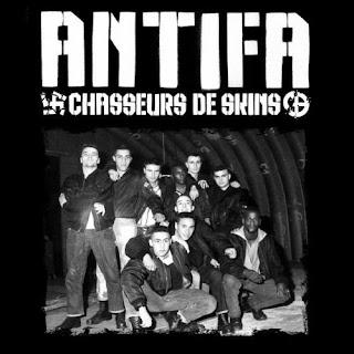 ANTIFA:Κυνηγώντας Φασίστες (Chasseurs de skins)