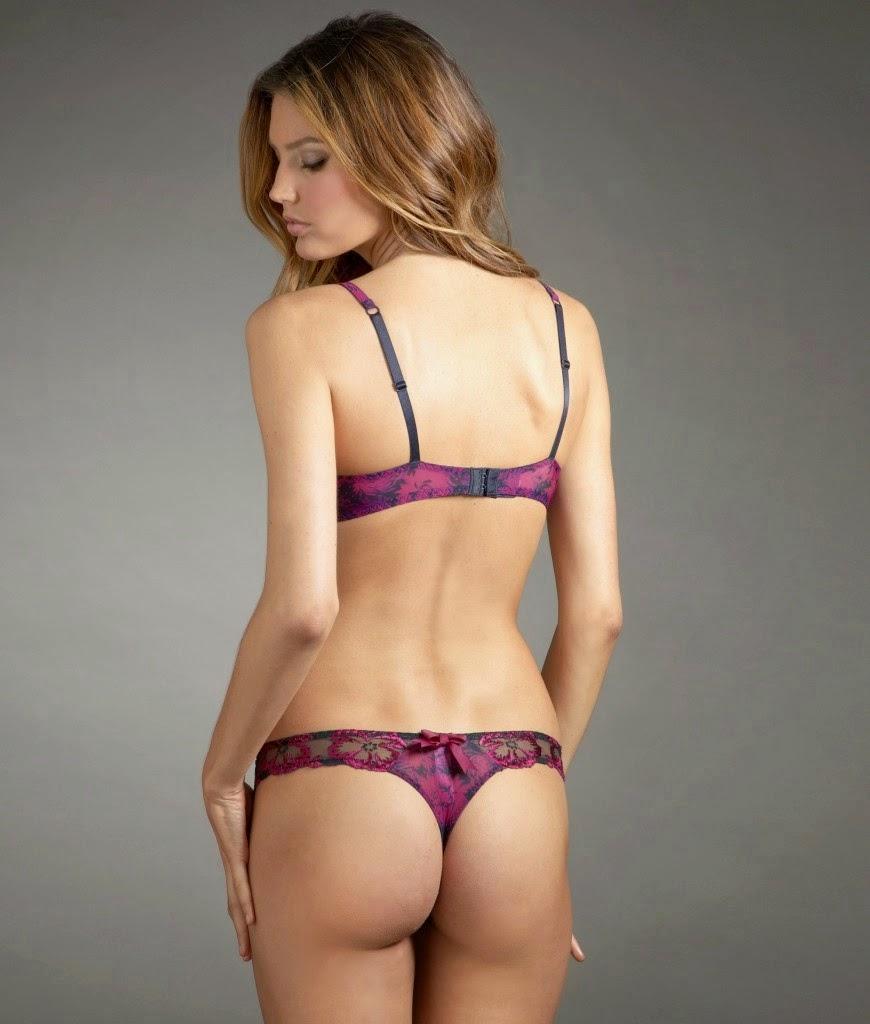 Sexy Leticia Zuloaga  Bikini Wallpapers