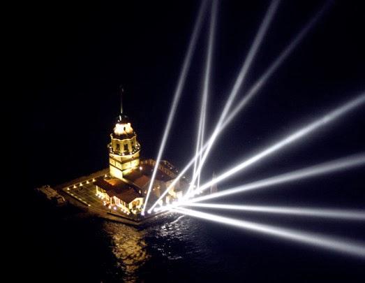 اهم المعالم السياحية فى تركيا, برج البنات فى تركيا
