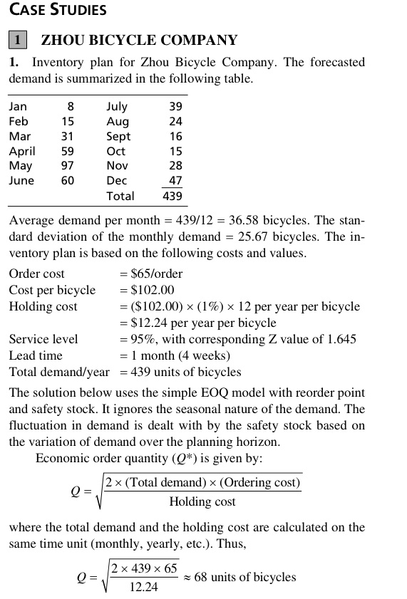 caso baldwin bicycle co A case analysis: baldwin bicycle company in partial fulfillment of the  requirements for manacc – managerial accounting transition term ay 2017- 2018.
