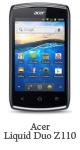 Spesifikasi dan Harga Acer Liquid Duo Z110