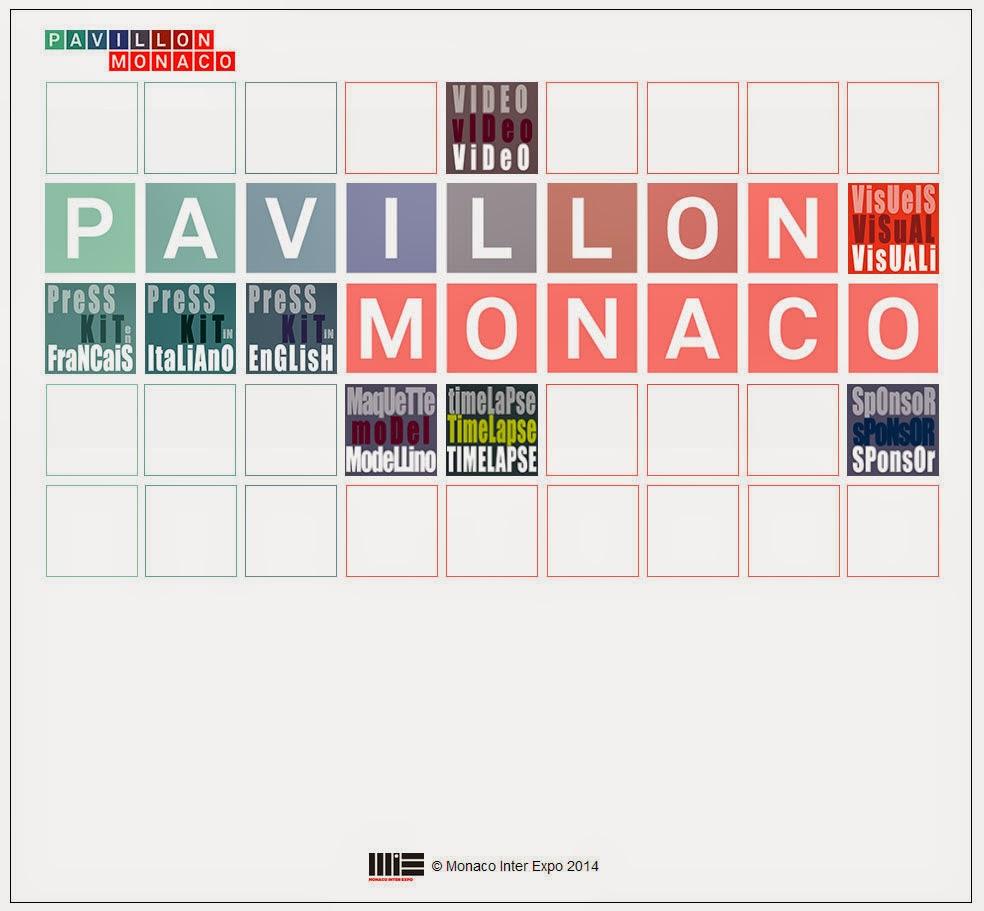 Monaco pavilion Expo 2015 Milano