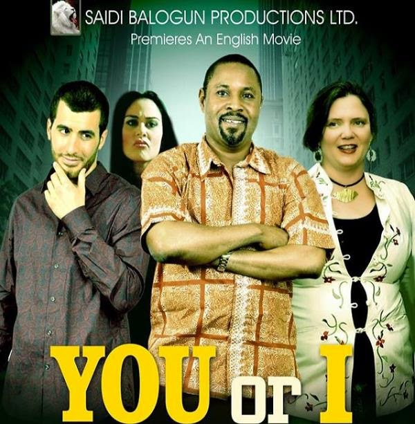 Saidi Balogun Is Now Owing A DEBT Even Nigeria As A Whole Can't Pay As Regards His New Movie – 'You And I'! Hashtag Piratism!!