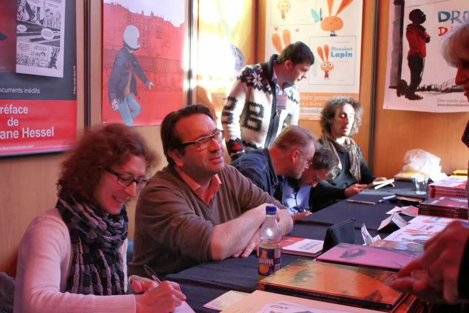 Angoulême 2014, c'est fini ! (photos)
