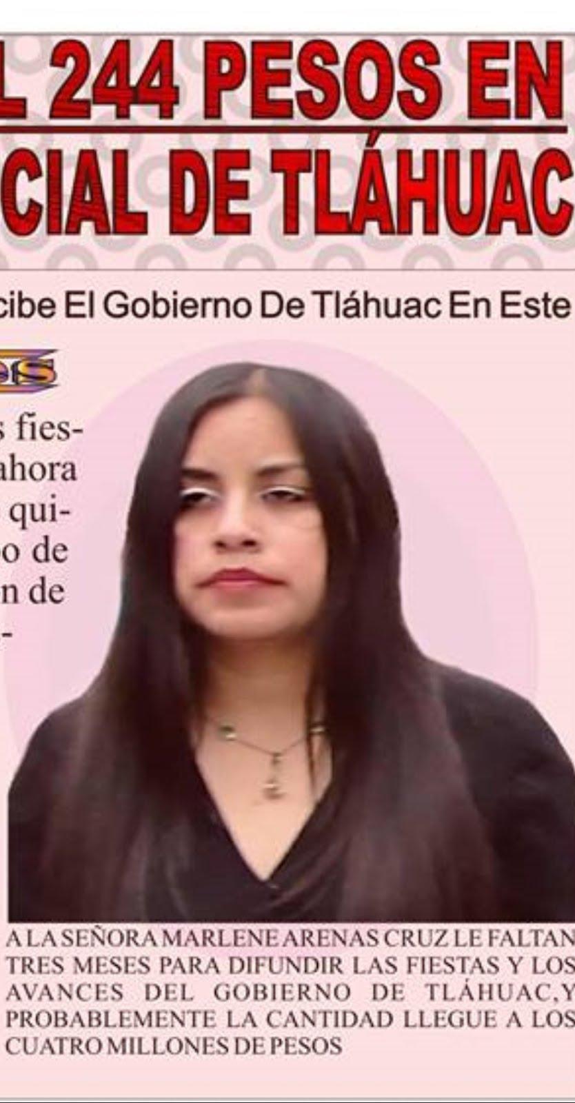 Evidencian opacidad en gastos de comunicación social en Tláhuac