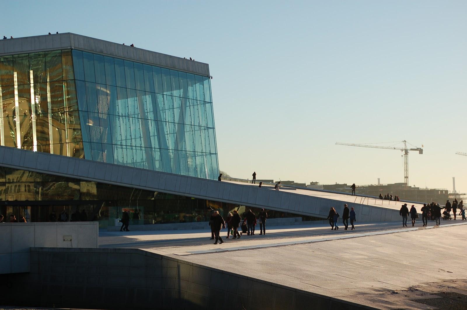 opera house em oslo