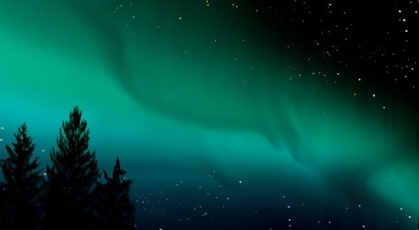 Matthew Albanese fotografia set designer maquetes modelos miniaturas hiper realistas Aurora boreal