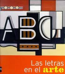 """NUEVO PROYECTO: """"LAS LETRAS EN EL ARTE"""""""