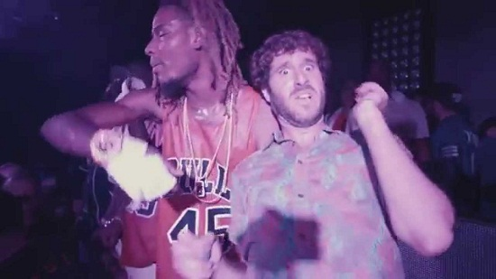 Lil Dicky - $ave Dat Money (Feat. Fetty Wap & Rich Homie Quan) [Vídeo]