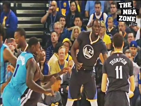 Lance Stephenson Slaps Himself during Contact with Harrison Barnes