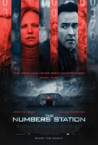 The Numbers Station le film