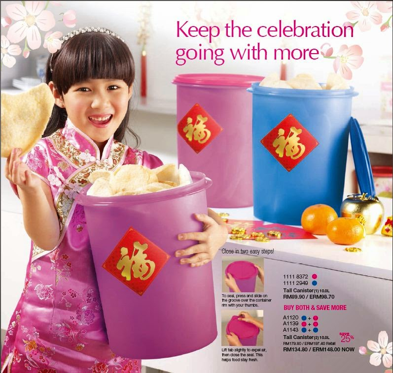 Katalog Tupperware Malaysia Januari 2015