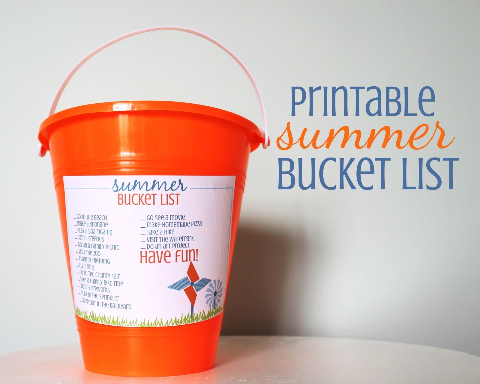 to Uncommon Designs for your own bucket list. Just download and print