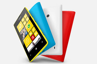Nokia Lumia 720 and 520 smartphone prices released