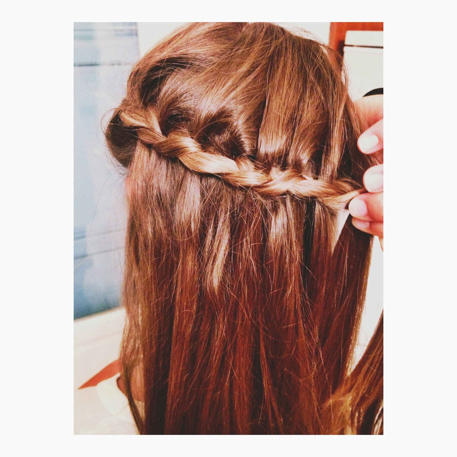 Twist Fall Braid