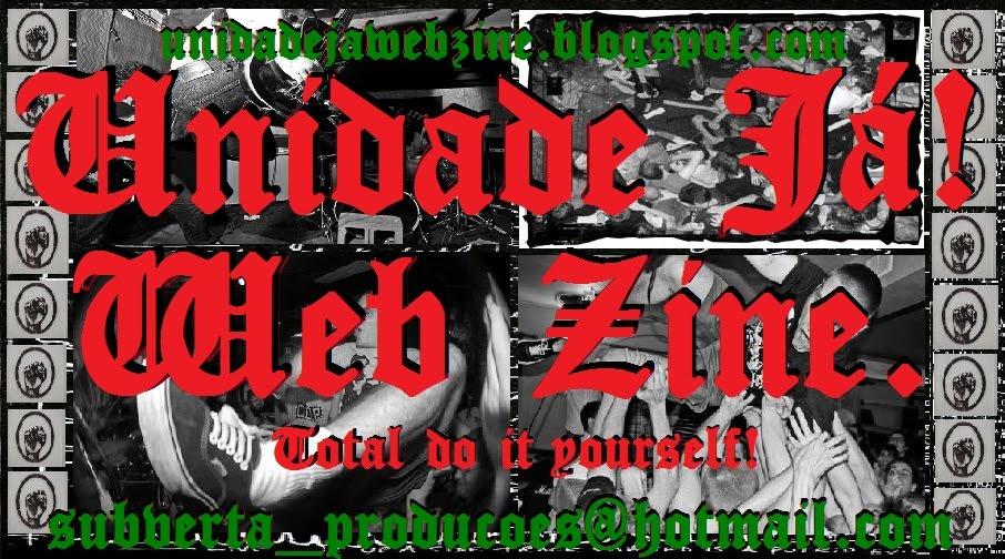 UNIDADE JÁ! Web Zine