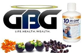GBG 10 in One Liquid Multi Vitamin Supplement