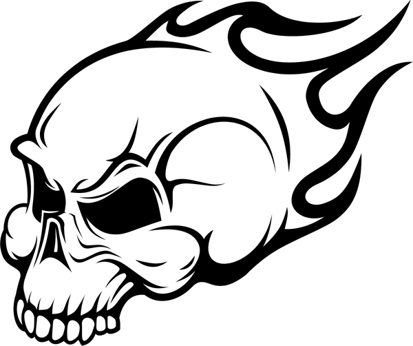 How To Draw Skull And Crossbones also Day Of The Dead Sugar Skull ...
