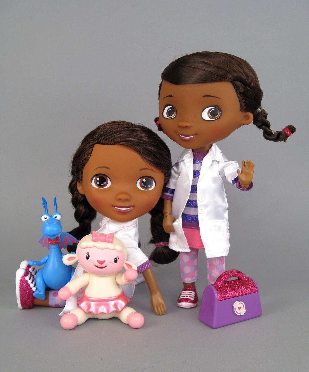 Doc McStuffins dolls