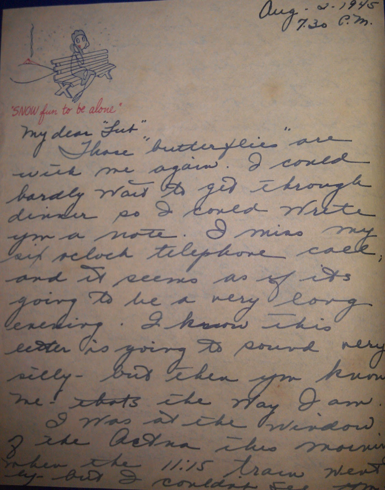 Classic Love Letters