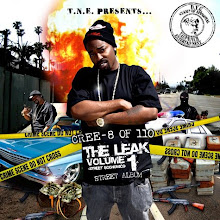 TNE Presents Cree-8 of 110 The Leak Vol 1