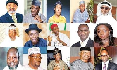 Buhari's Ministers