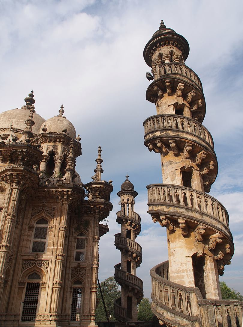 Mahabat Maqbara, The Historical Landmarks Of Junagadh