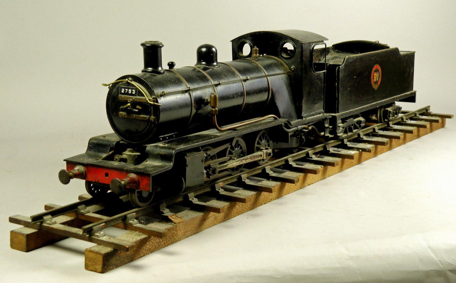 Model train auctions pennsylvania