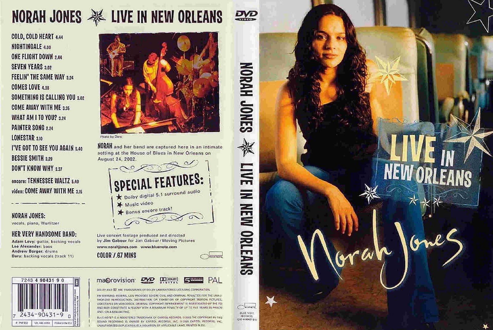 MUSICA EN DVD