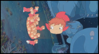 Ponyo en el acantilado (2008), de Hayao Miyazaki