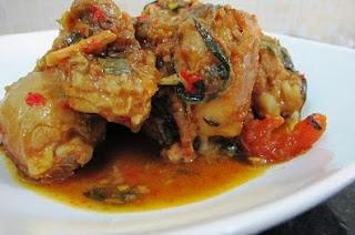 Resep Ayam Woku Khas Manado Belanga