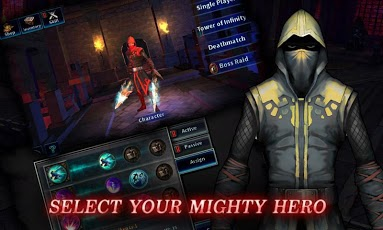 DARK AVENGER 1.0.6 APK MODDED (UNLIMITED COINS) OFFLINE
