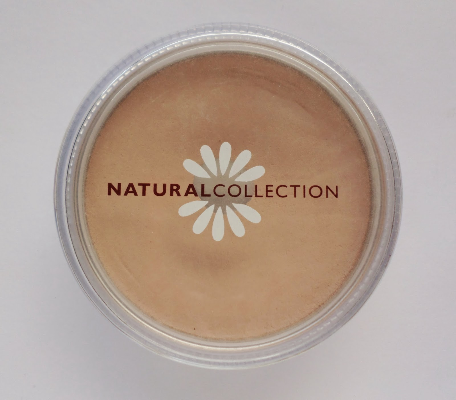 Natural Collection Pressed Powder in Cool Review