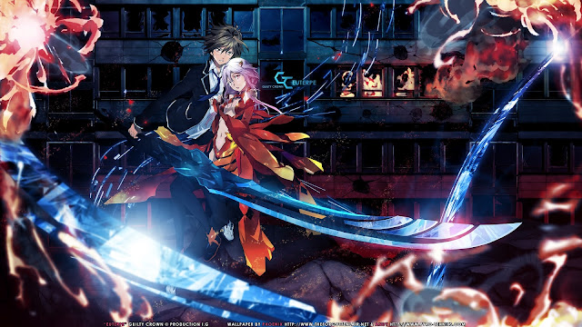 Euterpe 1080 Guilty Crown Euterpe