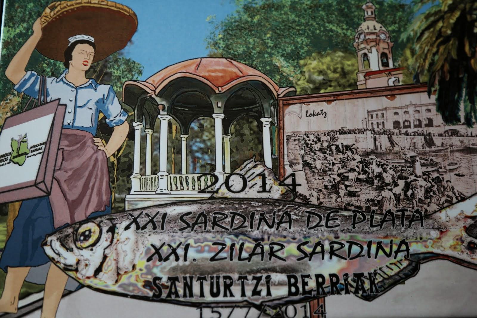 Premio Sardina de Plata 2014