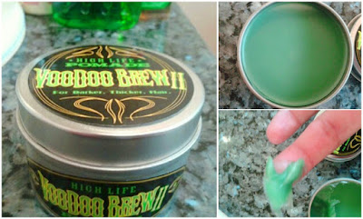 High Life Voodoo Brew 2 Pomade Review