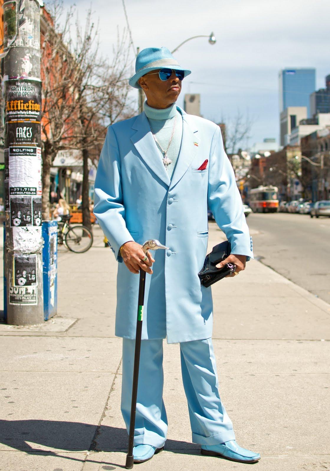 TorontoVerve.:: Wessen: Zoot Suit Pizzazz