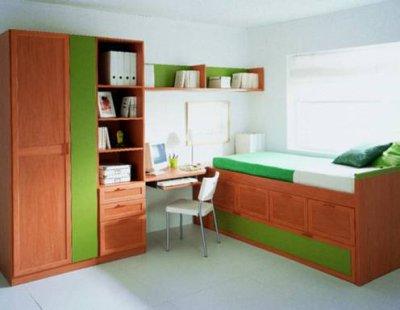 Modernos closets para habitaciones juveniles en este 2012 - Modelos de estores para salon ...